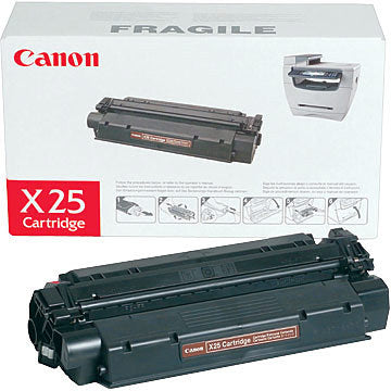 OEM Canon X25, 8489A001 Black Toner Cartridge For ImageClass MF3110 Black - 2.5K