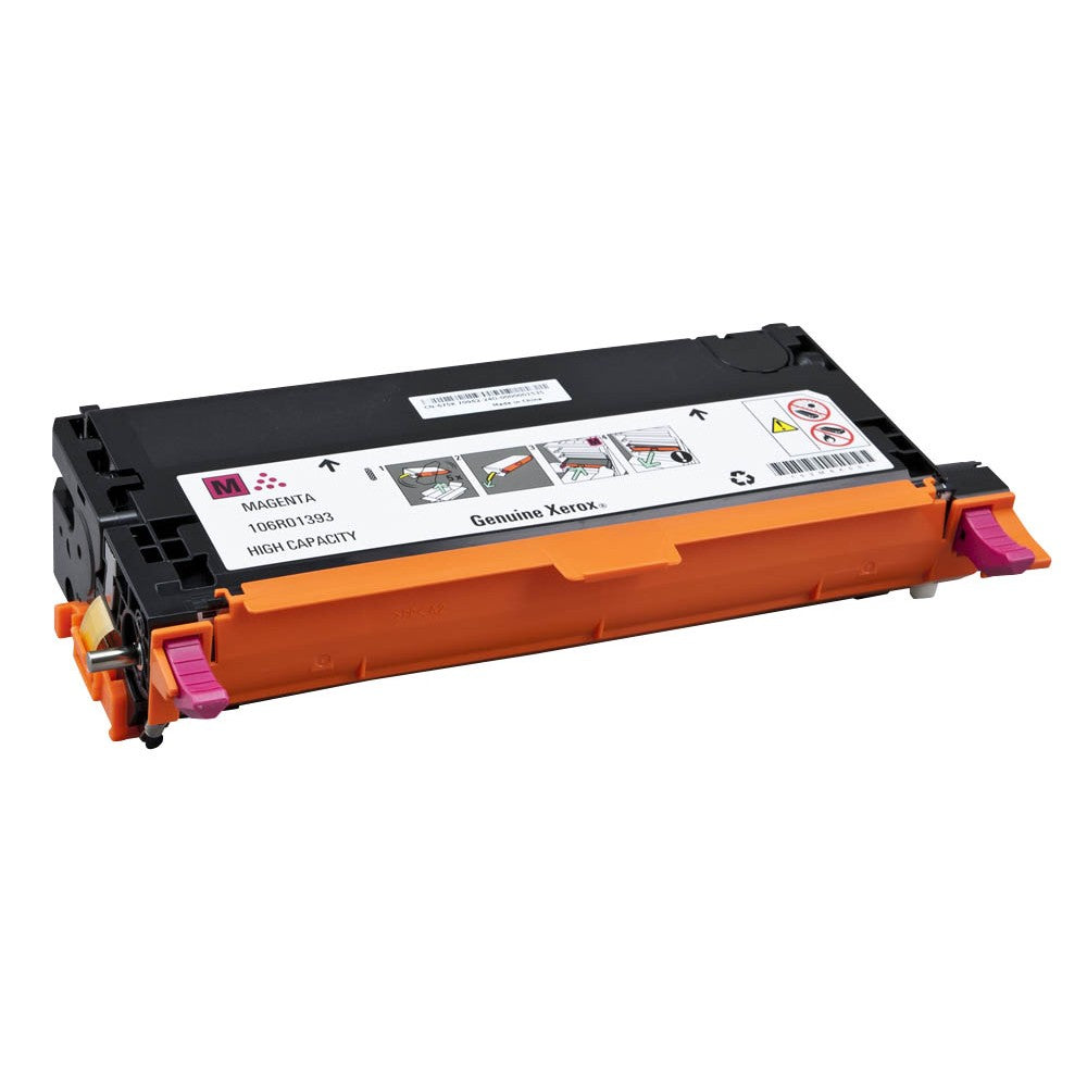Compatible Xerox 106R01393 Toner Cartridge For Phaser 6280 Magenta - 5.9K