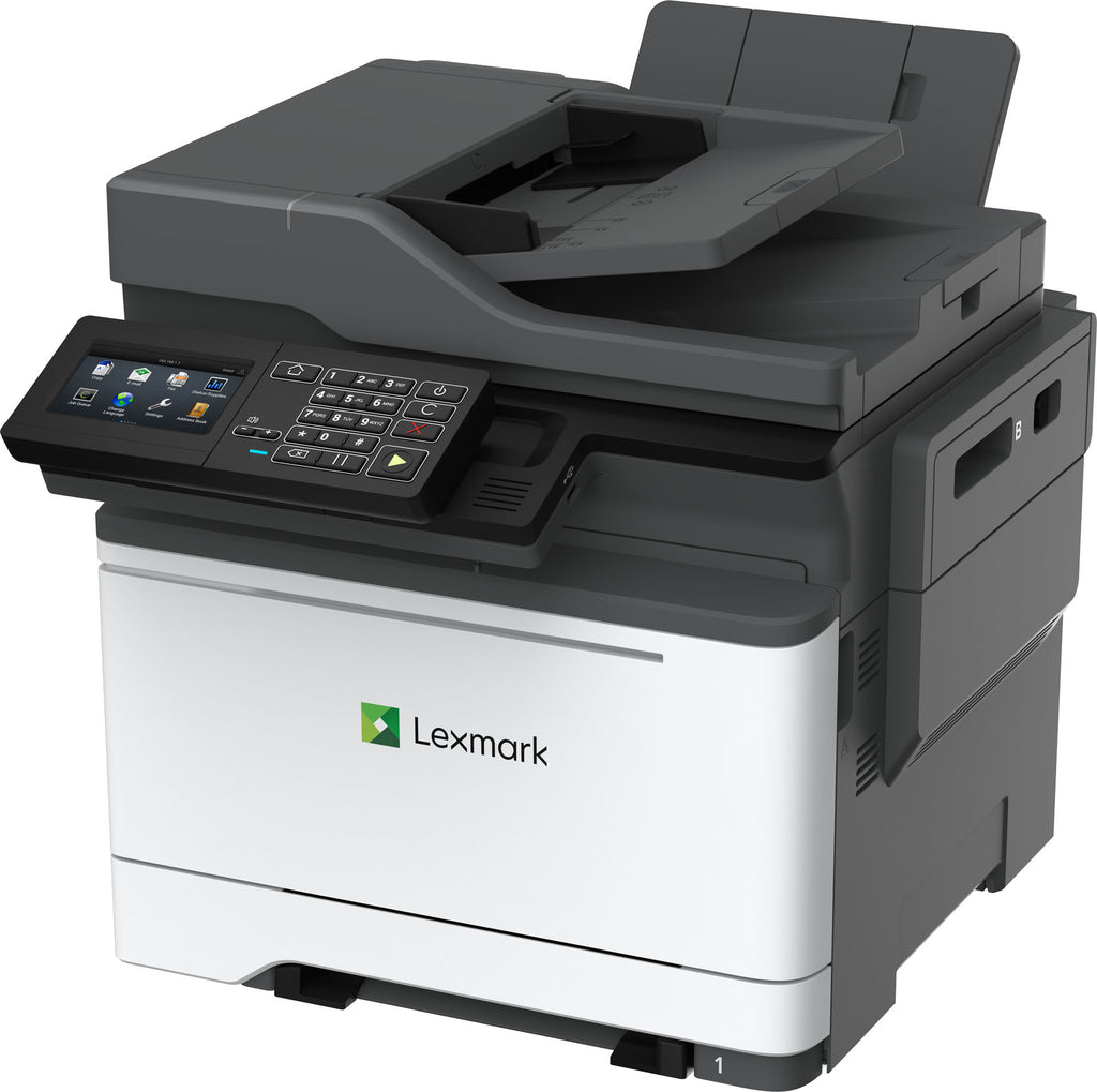 Lexmark CX522ade Color Laser Multifunction Printer - Copier/Fax/Printer/Scanner