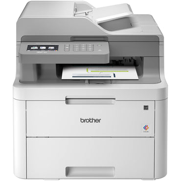 Brother MFC-L3710CW Compact Digital Color Wireless - Copier/Fax/Printer/Scanner