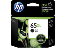Original HP 65XL, N9K04AN Ink Cartridge - Black - High Yield - 300 Page - 1 Pack