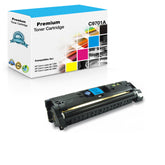 Compatible HP C9701A, 121A Toner Cartridge For Color LaserJet 2500, 2840 Cyan - 4K