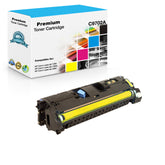 Compatible HP C9702A, 121A Toner Cartridge For Color LaserJet 2500, 2840 Yellow - 4K