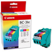 OEM Canon BC31 Ink Cartridge 3-Color