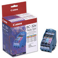 OEM Canon BC32 Ink Cartridge 3-Color