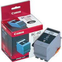 Canon BC60 OEM Ink Cartridge Black