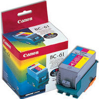 OEM Canon BC61 Ink Cartridge Color