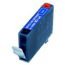 Compatible Canon BCI-3eC, 4480A003 Ink Cartridge - Cyan - 340 Pages
