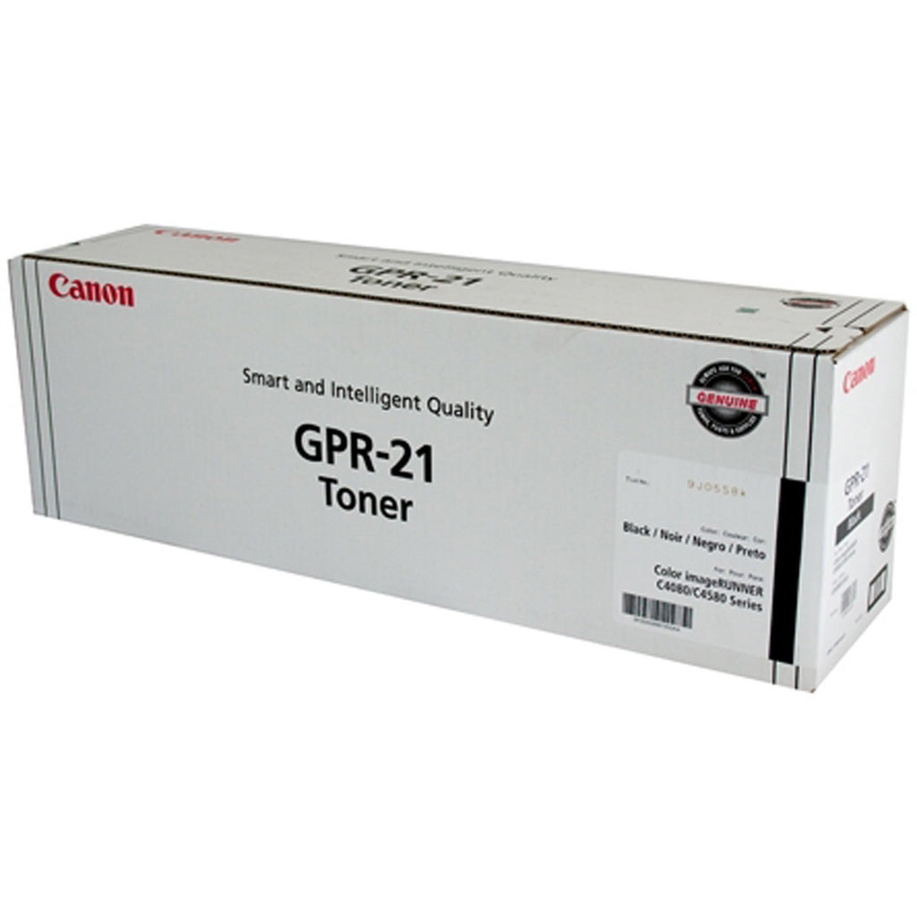 Original Canon 1069B001AA, GPR20 OEM Toner Cartridge Black - 27K