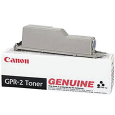 Original Canon 1389A004AA, GPR-2 Toner Cartridge Black - 10K