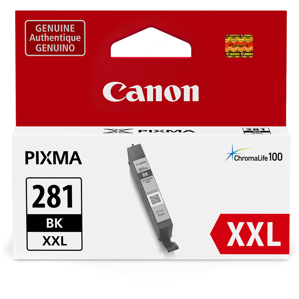OEM Canon CLI-281XXL, 1983C001 Ink Cartridge - Black