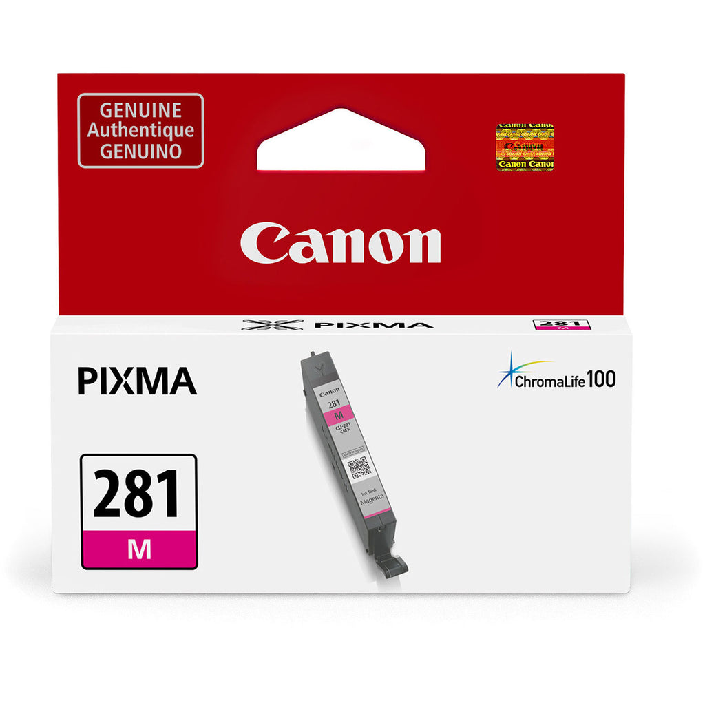 OEM Canon CLI-281, 2089C001 Ink Cartridge - Magenta