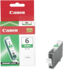 OEM Canon 9473A003, BCI-6G Ink Cartridge Green - 370 Pages