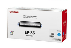 Canon 6829A004AA, EP-86 OEM Toner Cartridge For ImageCLASS C3500 Cyan - 12K