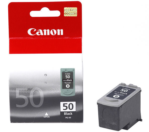 OEM Canon 0616B002 - PG-50B Ink Cartridge Black