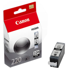 OEM Canon PGI-220BK, 2945B001-K lnk Cartridge - Black - 350 Pages