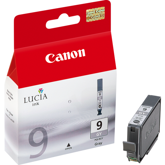 OEM Canon 1042B002, (PGI-9GY) Ink Cartridge Gray - 930ml