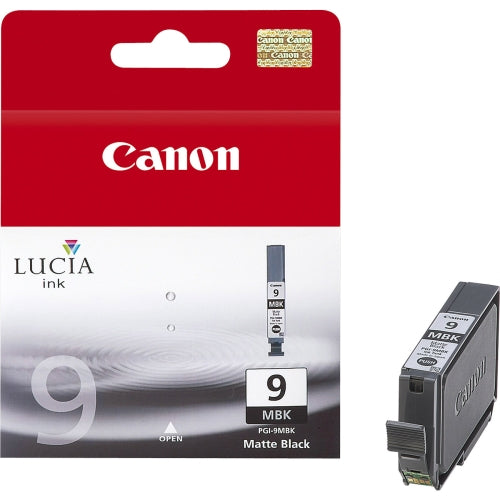 OEM Canon 1033B002, (PGI-9MBK) Ink Cartridge Matte Black - 930ml