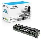 Compatible HP CB540A, 125A Toner Cartridge - Black - 2200 Pages