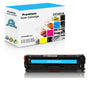 Compatible HP CC531A, 304A Toner Cartridge - Cyan - 2.8K