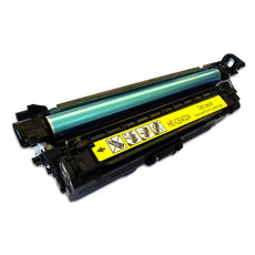 Compatible HP CE402A, 507A Toner Cartridge For Color Laserjet Enterprise M551, M575 - Yellow - 6K