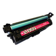 Compatible HP CE403A, 507A Toner Cartridge M551, M570, M575 Magenta - 6K