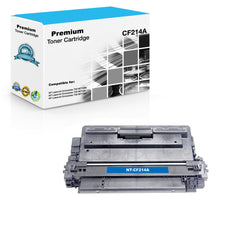 Compatible HP CF214A, 14A Toner Cartridge For LaserJet M712, M725 Black - 10K