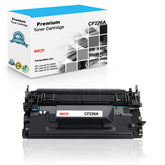 Compatible HP CF226A, 26A MICR Toner Cartridge - Black - 3100 Pages