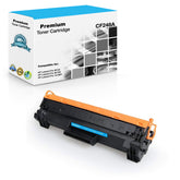 Compatible HP CF248A, 48A Toner Cartridge - Black - 1000 Pages