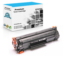 Compatible HP CF279A, 79A Toner Cartridge - Black - 1K