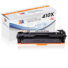 StarInk Compatible HP CF410X, 410X Toner Cartridge - Black - 6.5K