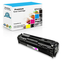 Compatible HP CF413A, 410A Toner Cartridge - Magenta - 2.3K