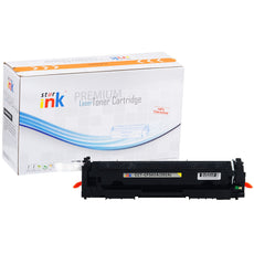 StarInk Compatible HP CF502A, 202A Toner Cartridge - Yellow - 1.3K