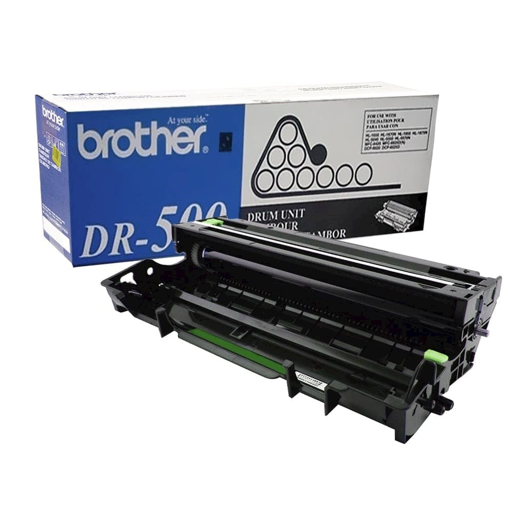 OEM Brother DR500, DR-500 Drum Unit - 20000 Pages