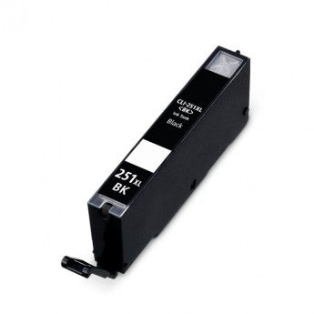 Compatible Canon CLI-251XLBK, 6448B001 Ink Cartridge - Black - 700