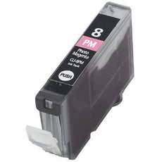 Compatible Canon CLI-8PM, 0625B002 Ink Cartridge For PIXMA MP950 Photo Magenta - 280