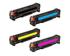 Compatible HP 826A Toner Cartridges for CF310A, CF311A, CF312A, CF313A - Value Pack