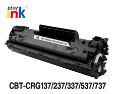 Starink® Premium Compatible Canon 137, CRG137, 9435B001 Toner Cartridge Black - 2.4K