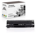 Compatible Canon 137, CRG-137, 9435B001 Toner Cartridge - Black - 2.4K