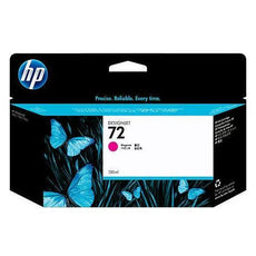 OEM HP 72, C9372A DesignJet Ink Cartridge - Magenta - 130ml