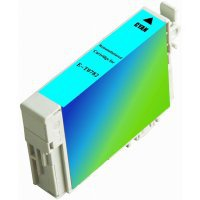 Compatible Epson 78, T0782, T078220 Ink Cartridge For Stylus Photo R260 Cyan - 330
