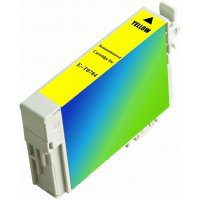 Compatible Epson 78, T0784, T078420 Ink Cartridge For Stylus Photo R260 Yellow - 330