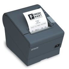 Epson TM-T88V Monochrome Direct Thermal Printer - USB, Parallel (Dark Gray)