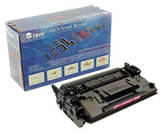 Troy 0281576001 MICR Toner Cartridge For HP 26X, CF226X - Black - 9K