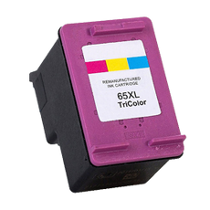 Compatible HP 65XL, N9K03AN Ink Cartridge - Tri-Color - 300 Pages