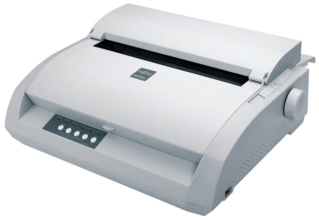 Fujitsu DL3750+ Dot Matrix Printer - Parallel, USB Interface