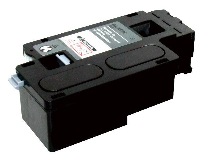 Compatible Dell 332-0399, 7C6F7 Toner Cartridge For C1660 Black - 1.25K