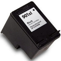 Compatible HP 901XL, CC654AN Ink Cartridge - Black - 700 Pages
