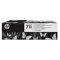 OEM HP DesignJet 711, C1Q10A Printhead Replacement Kit - Pigment/Black/Cyan/Magenta/Yellow