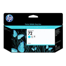 OEM HP 72, C9371A DesignJet Ink Cartridge - Cyan - 130 ml